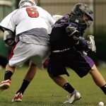 What makes a good lacrosse player?