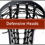 Best Lacrosse Defensive Heads 2021 - Top 5 can take you to the pro level
